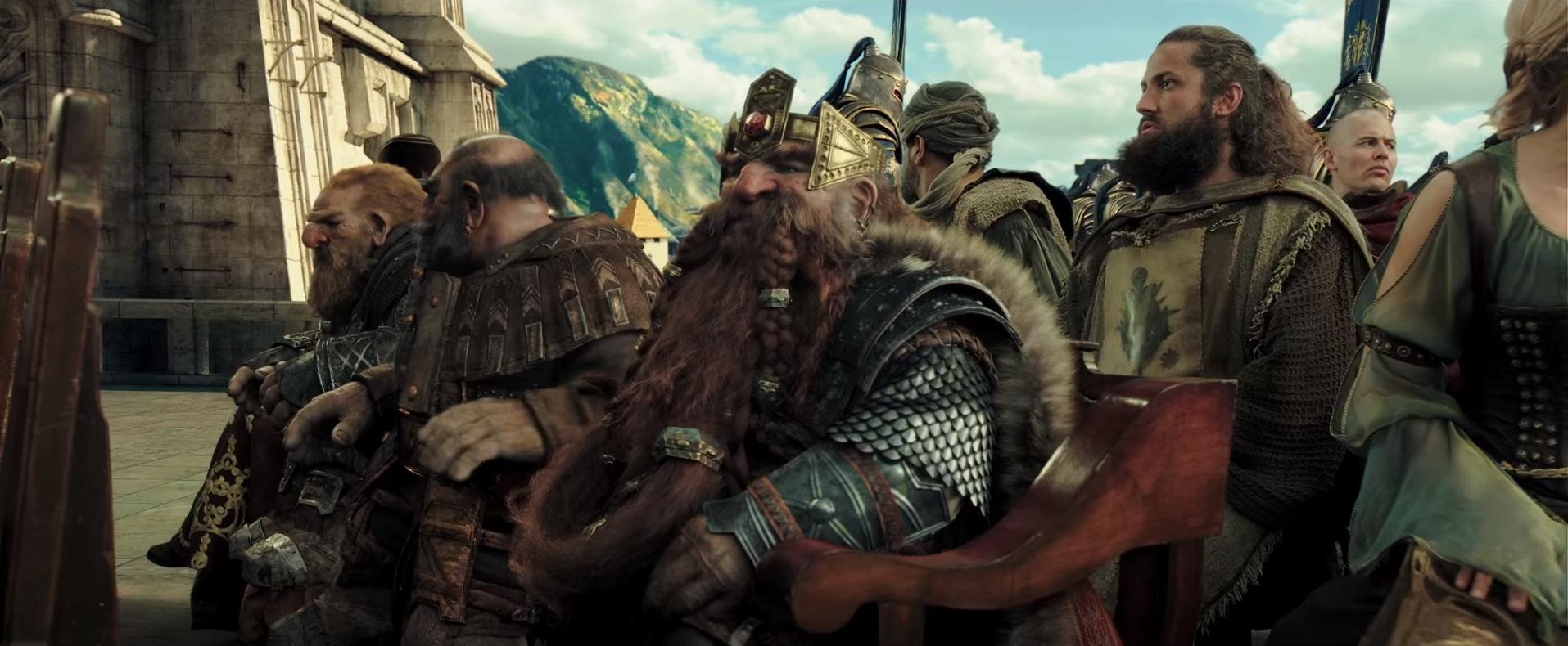 Warcraft Movie película (8)