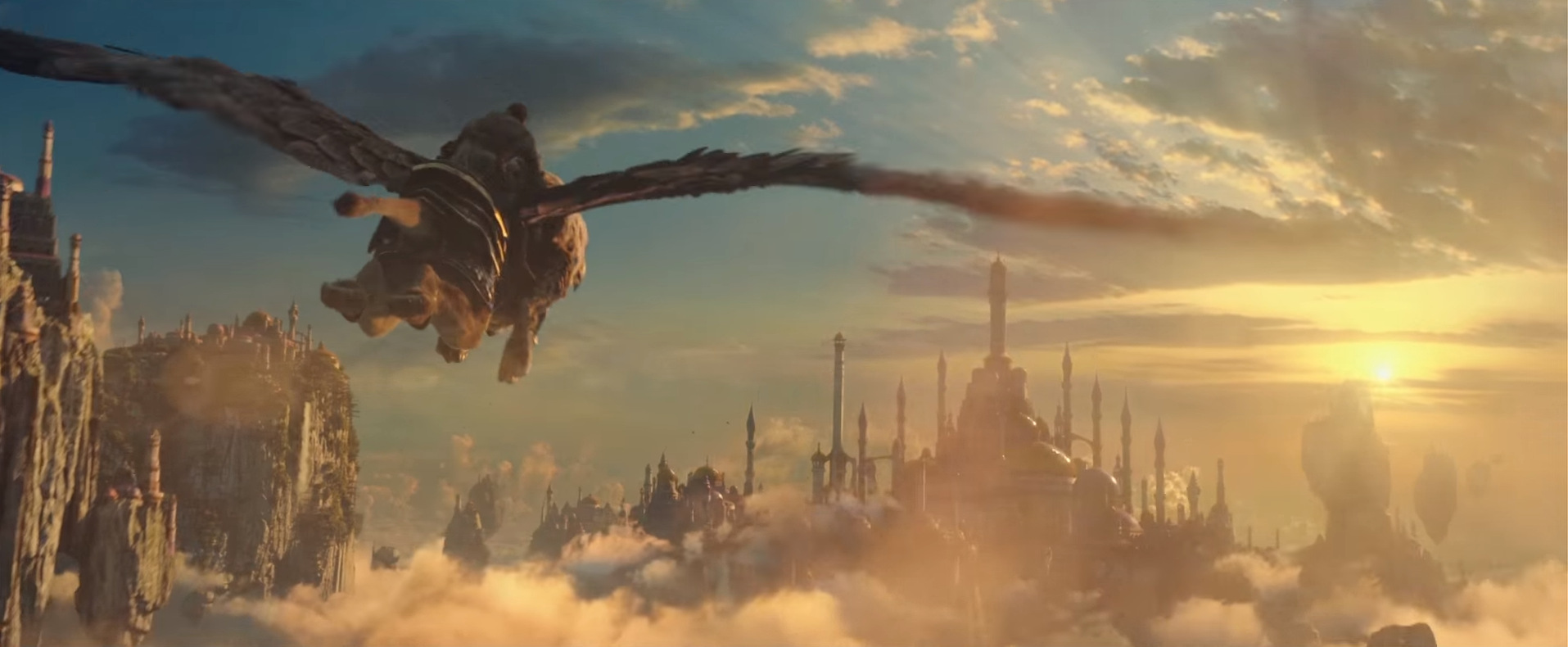 Warcraft Movie película (9)
