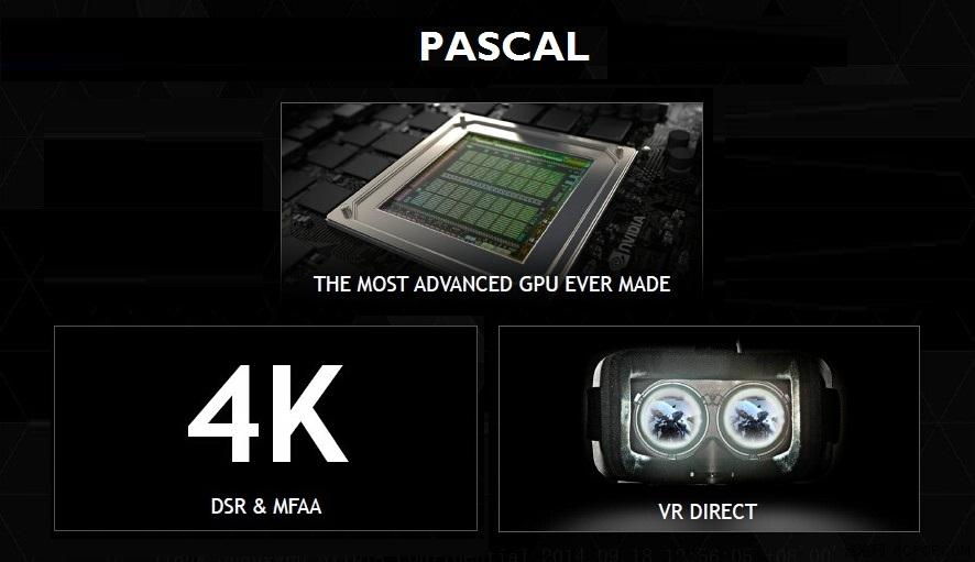 Resultado de imagen para GPU PASCAL de NVIDIA ahora disponibles en Notebooks