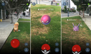 Pokemón Go Plus E3 2016 11