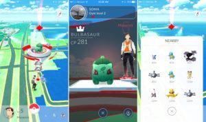 Pokemón Go Plus E3 2016 12