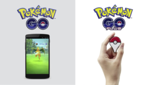 Pokemón Go Plus E3 2016 2
