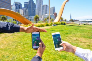 Pokemon Go hands on