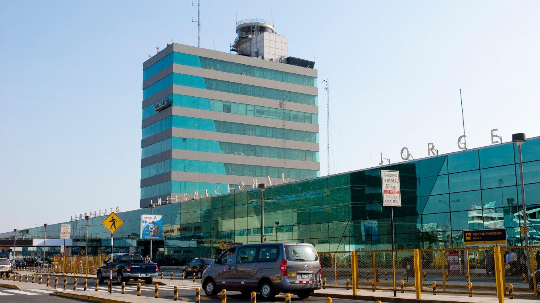 Aeropuerto Jorge Chavez (1)