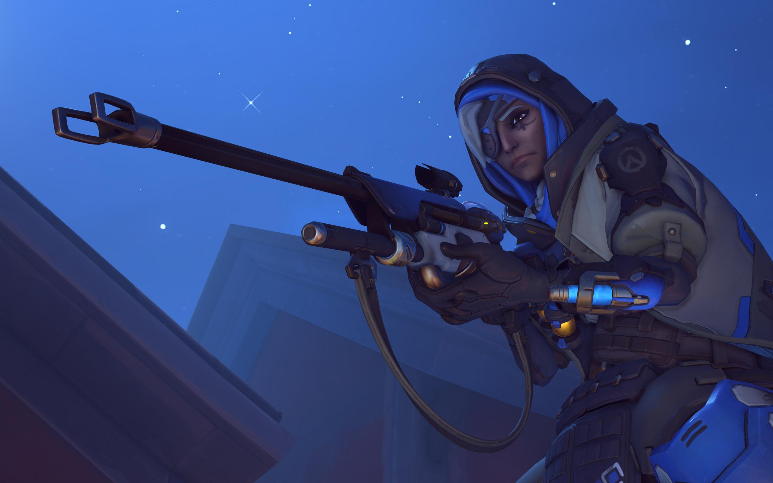 Ana Overwatch hero support5