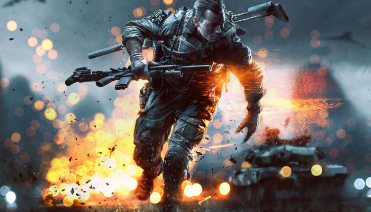 Battlefield TV1