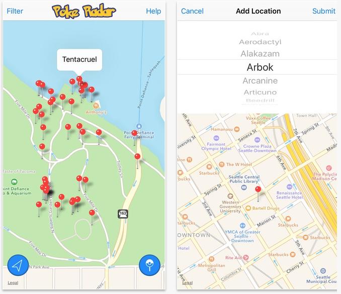poke-radar-aplicacion-localizar