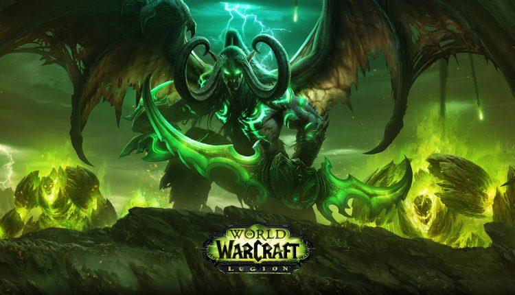 Legion World of Warcraft