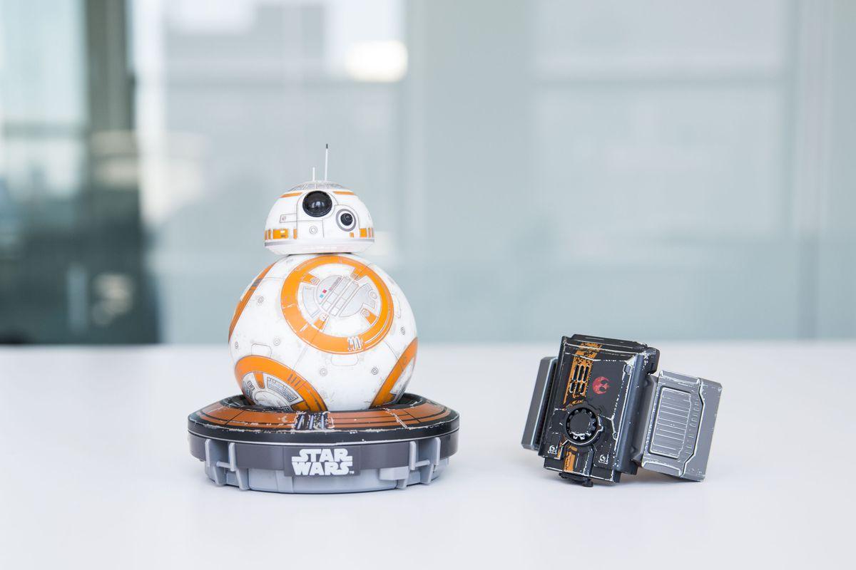 Star Wars Sphero BB8 Force band (2)
