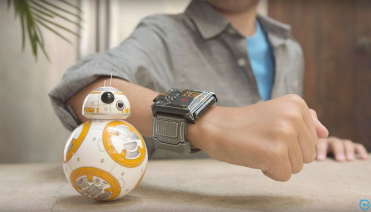 Star Wars Sphero BB8 Force band (3)