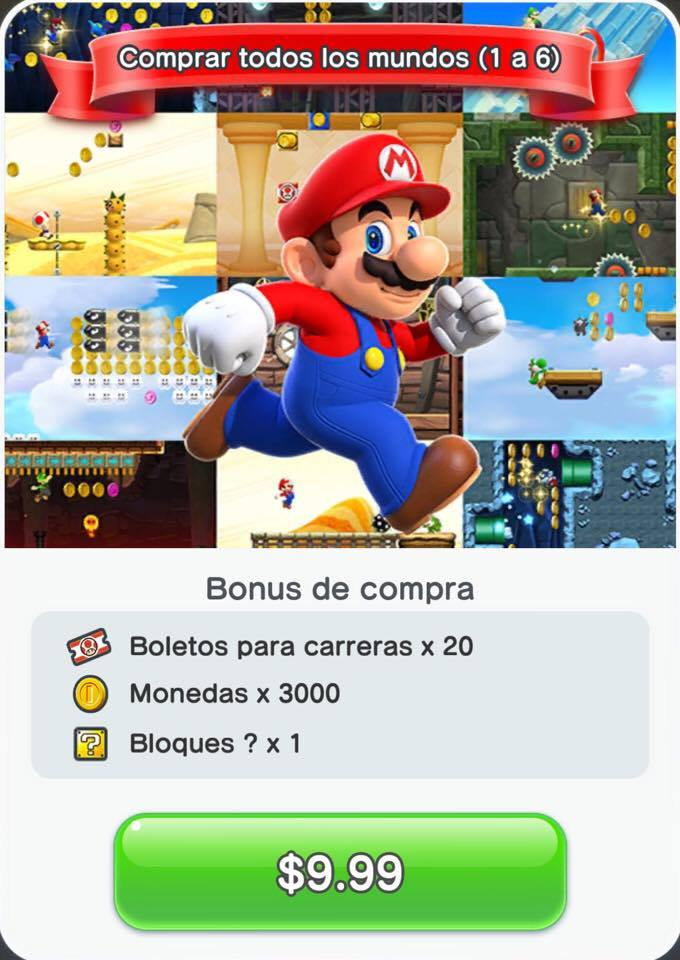Descargar Super Mario Run Para Iphone Ipad Y Ipod Touch Gratis Ios