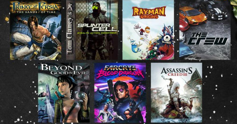 Ubisoft Vuelve A Regalar Juegos Para Pc Por Su Aniversario Durante