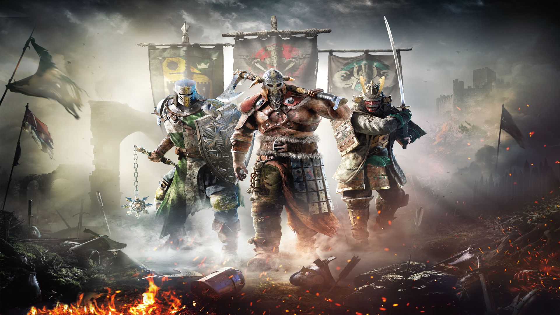 For Honor 09