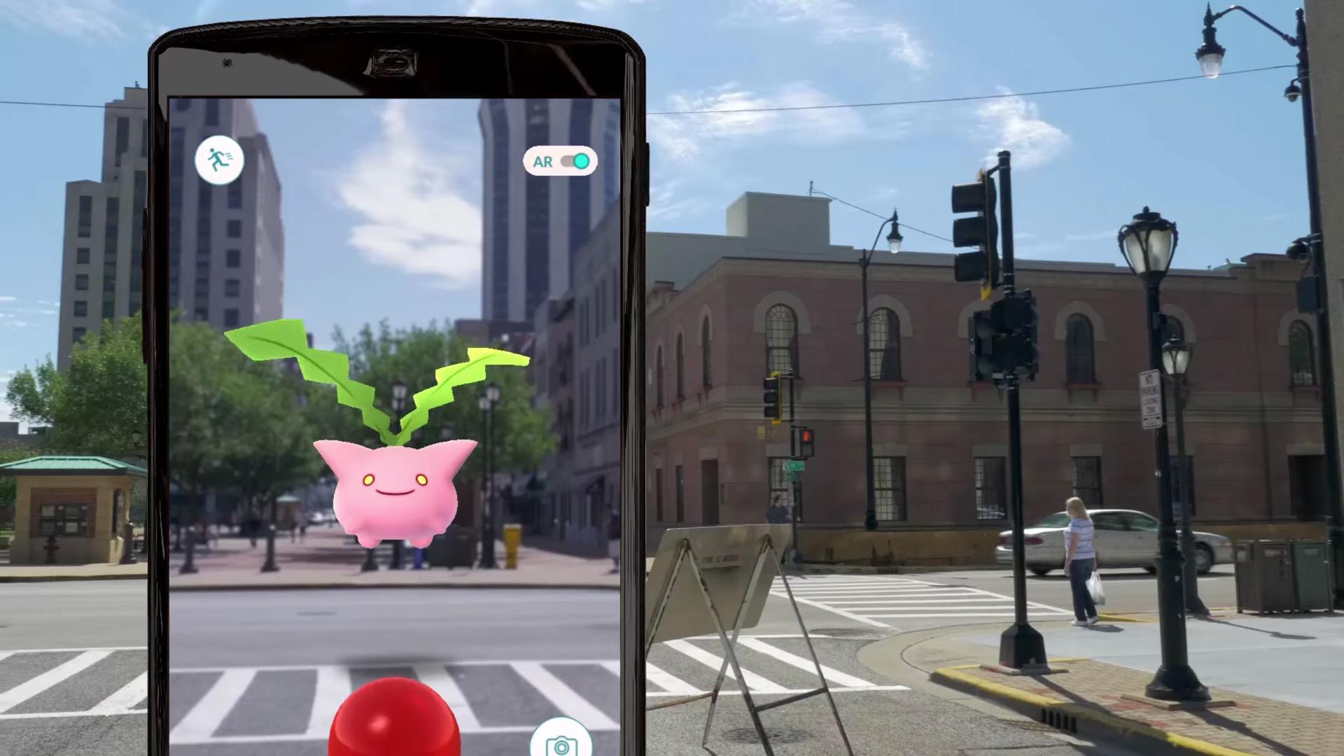 Pokémon GO jhoto1