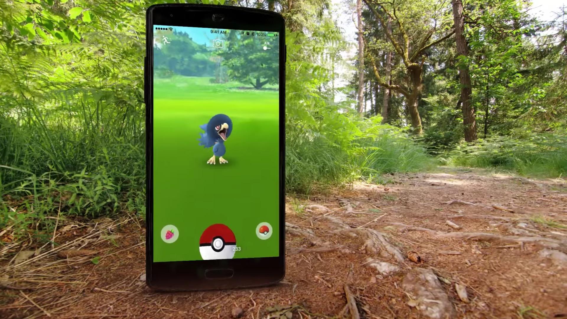 Pokémon GO jhoto5