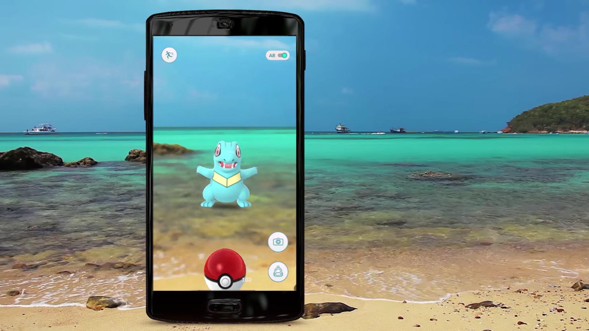 Pokémon GO jhoto6
