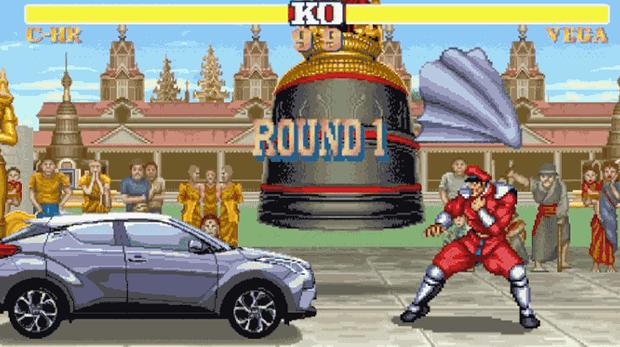 toyota street fighter