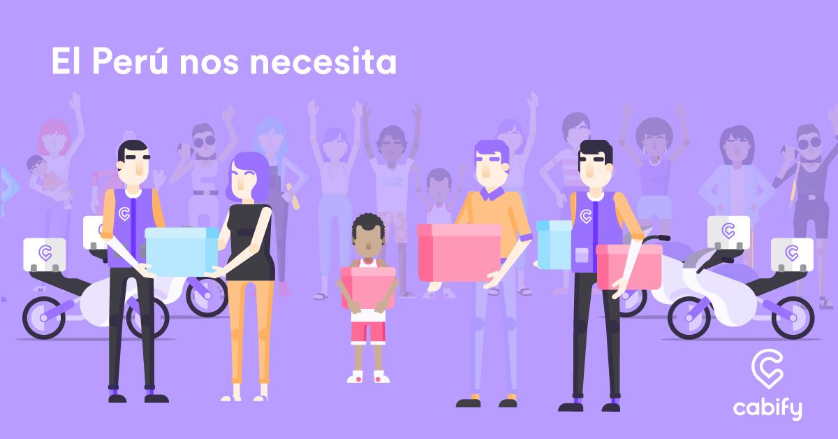Cabify donativos pirua1
