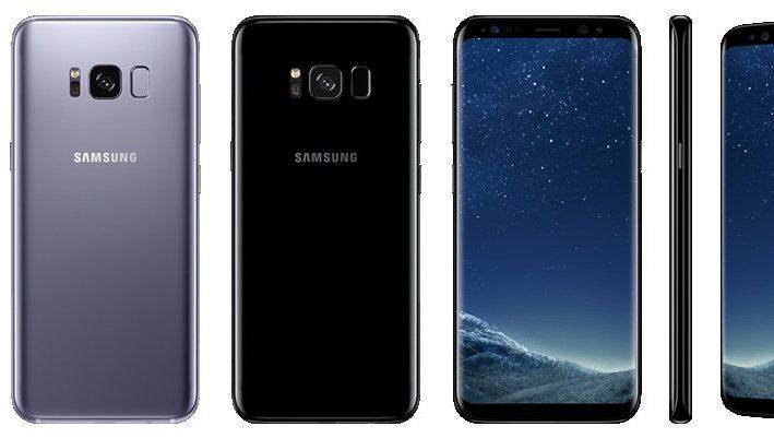 Galaxy S8 Plus8