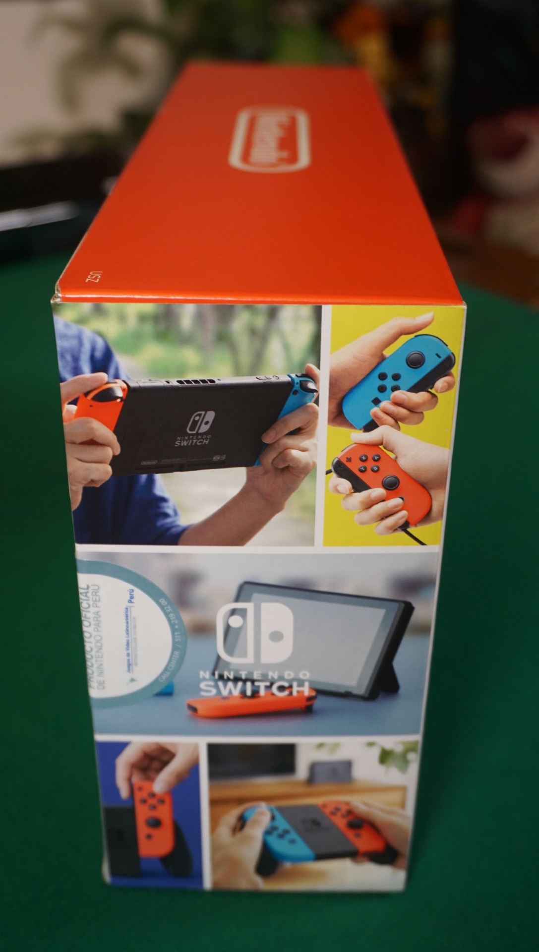 Nintendo Switch unboxing5