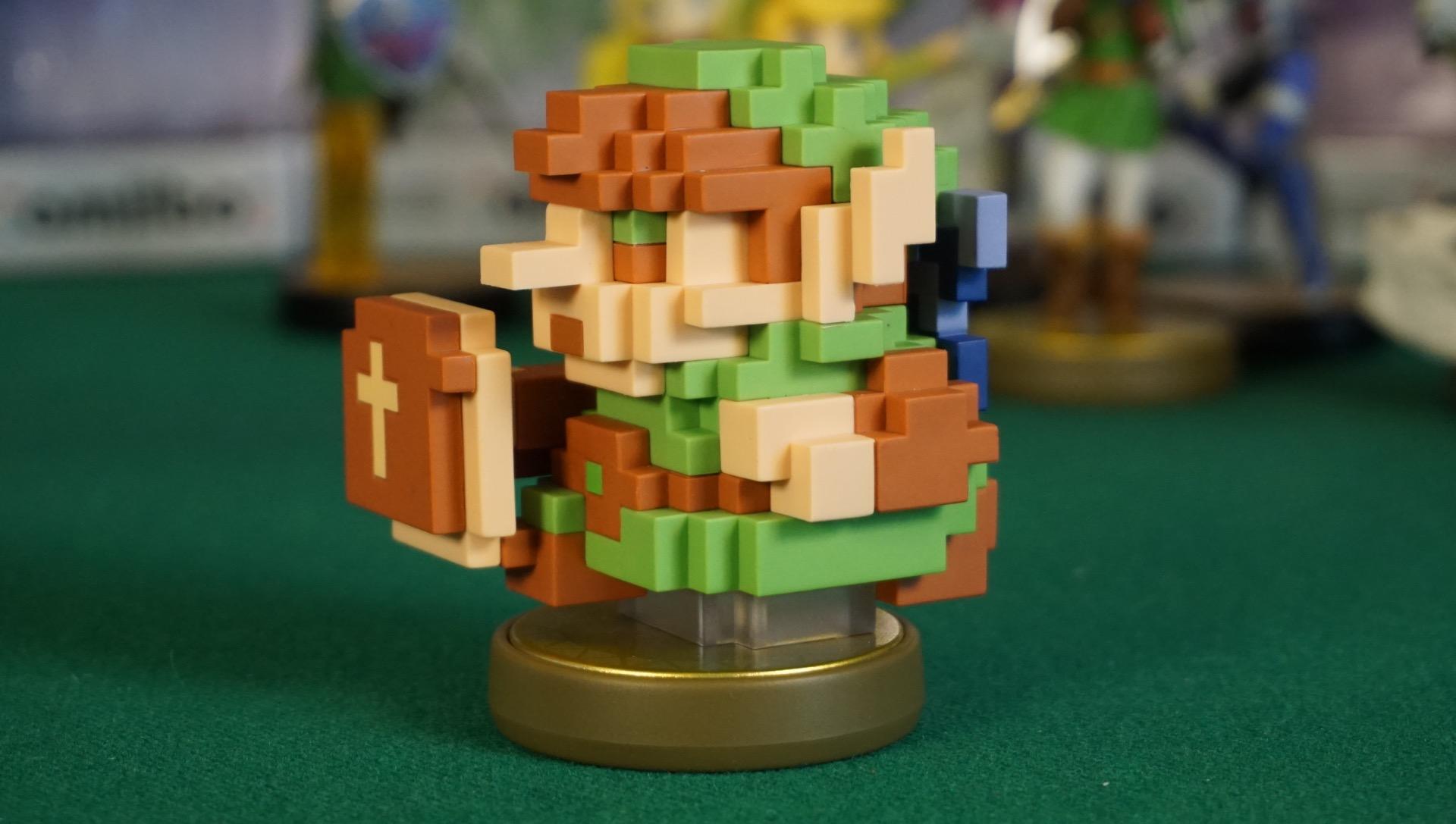 Zelda amiibo unboxing master edition11