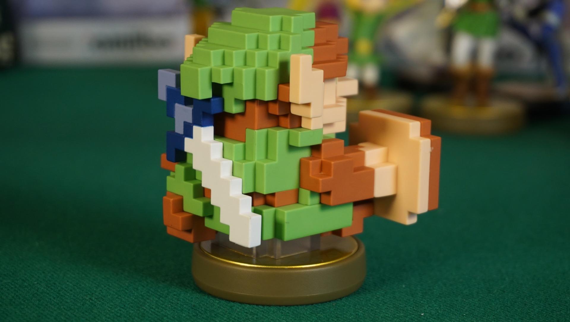 Zelda amiibo unboxing master edition12