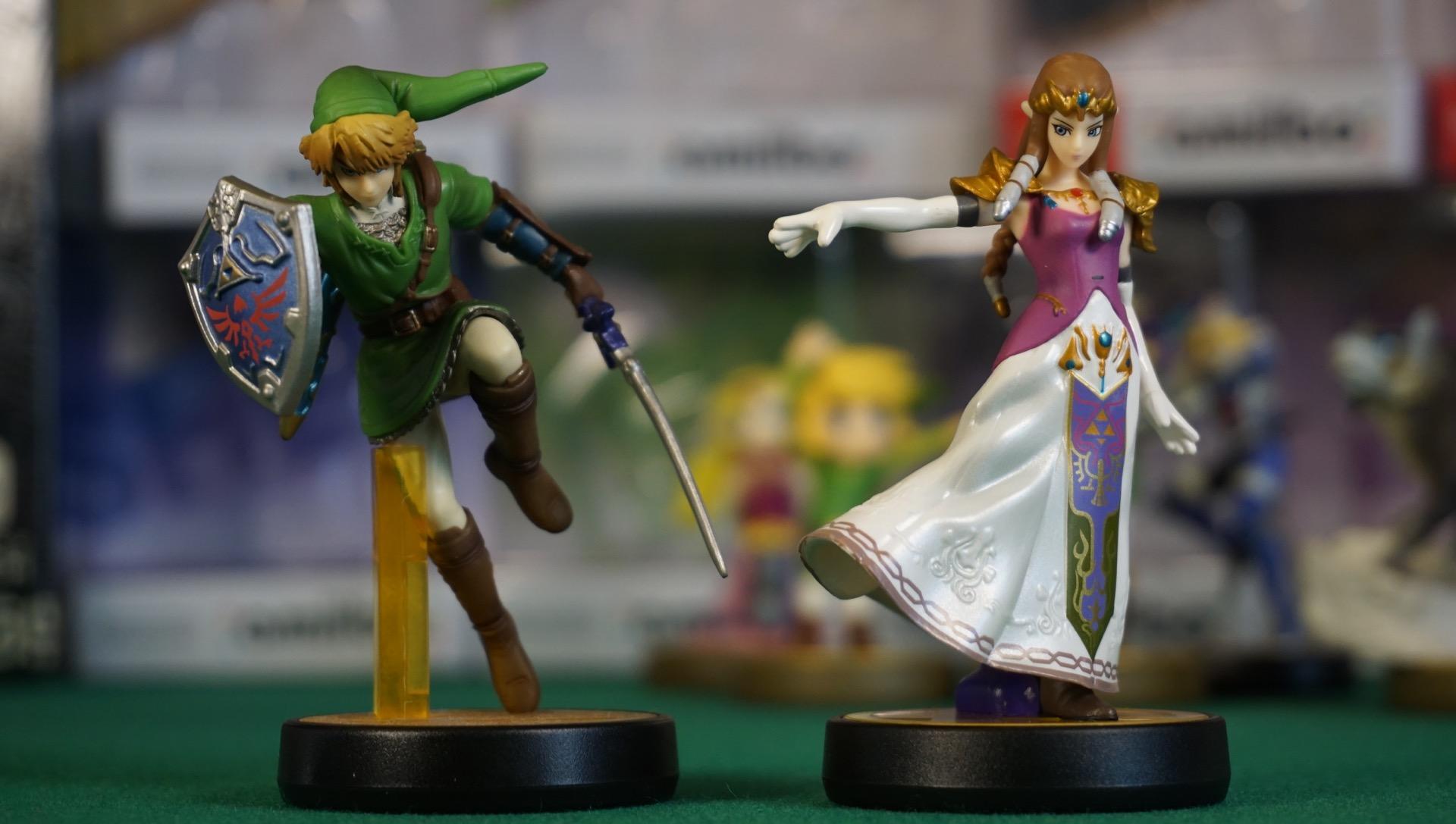 Zelda amiibo unboxing master edition13