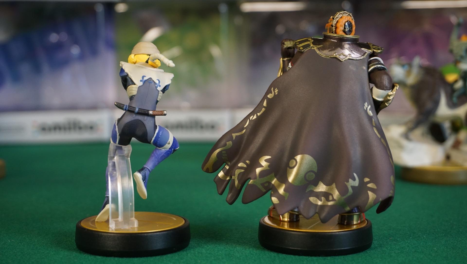 Zelda amiibo unboxing master edition18