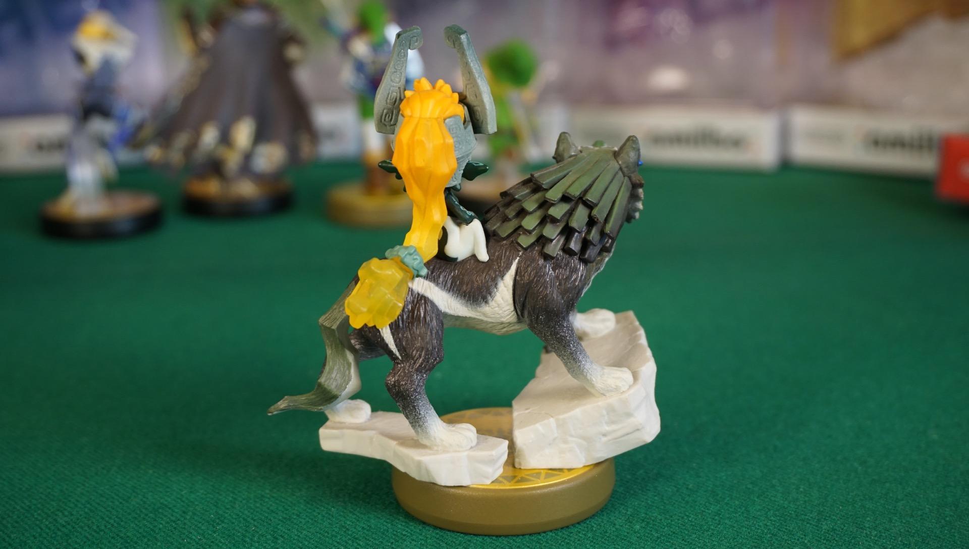 Zelda amiibo unboxing master edition22