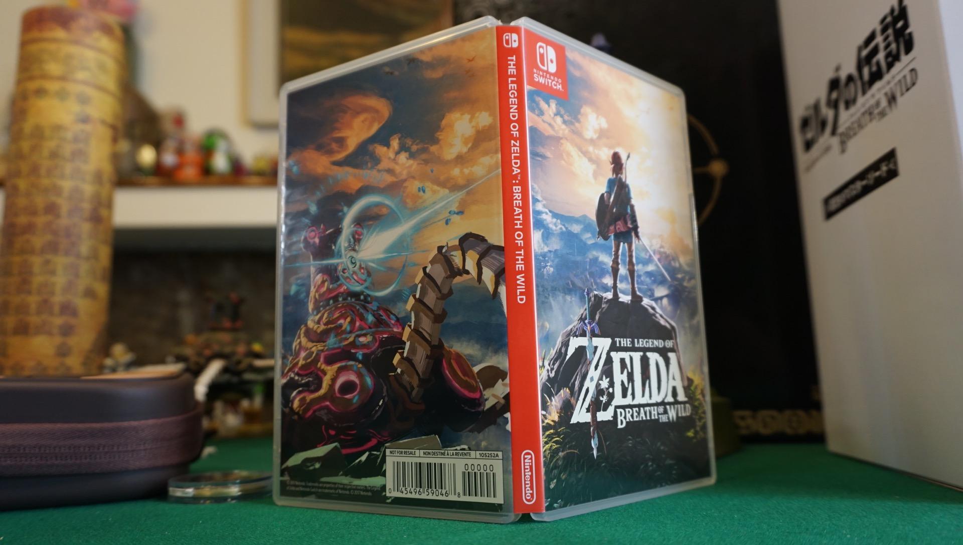 Zelda amiibo unboxing master edition28