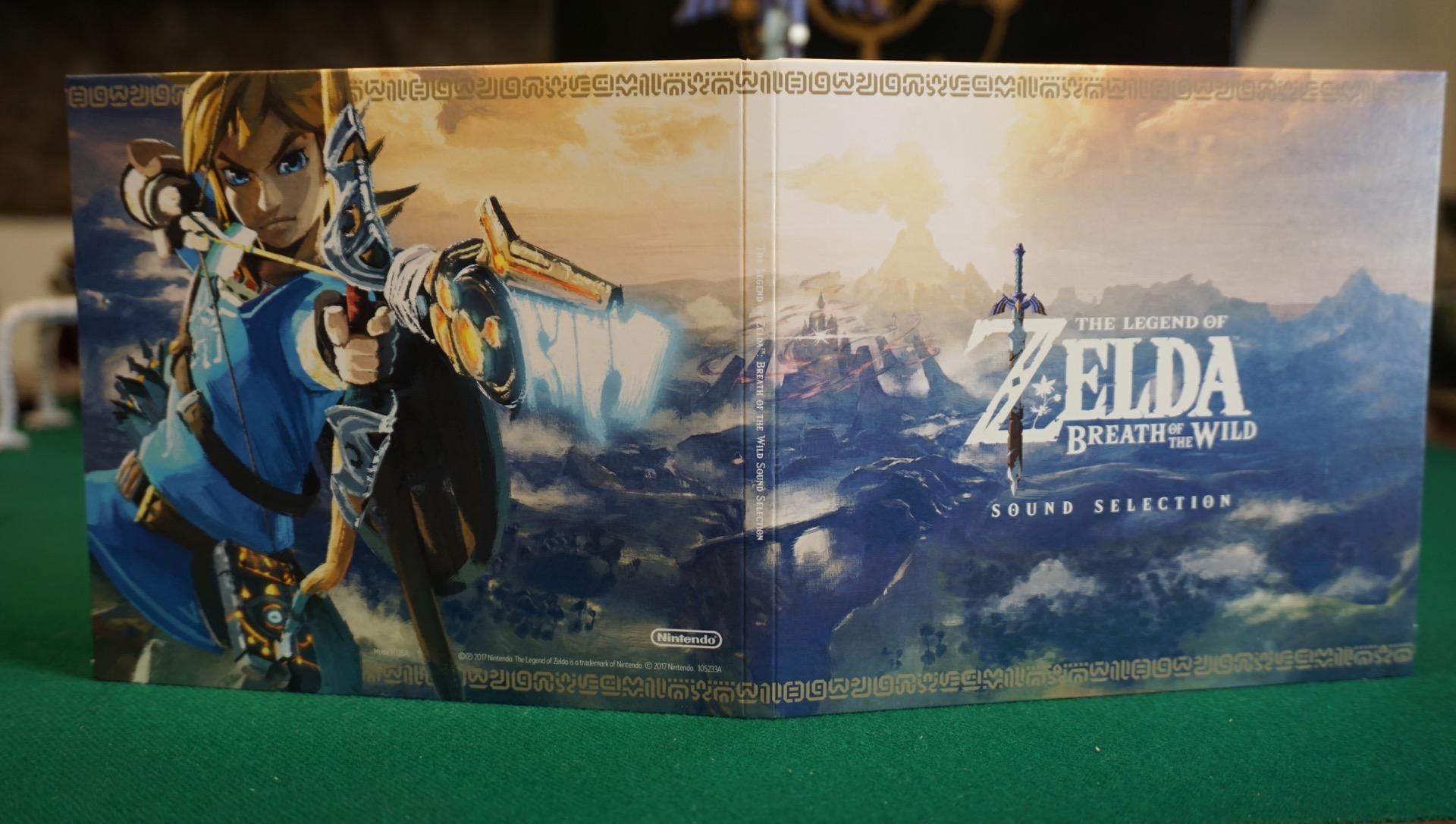 Zelda amiibo unboxing master edition36