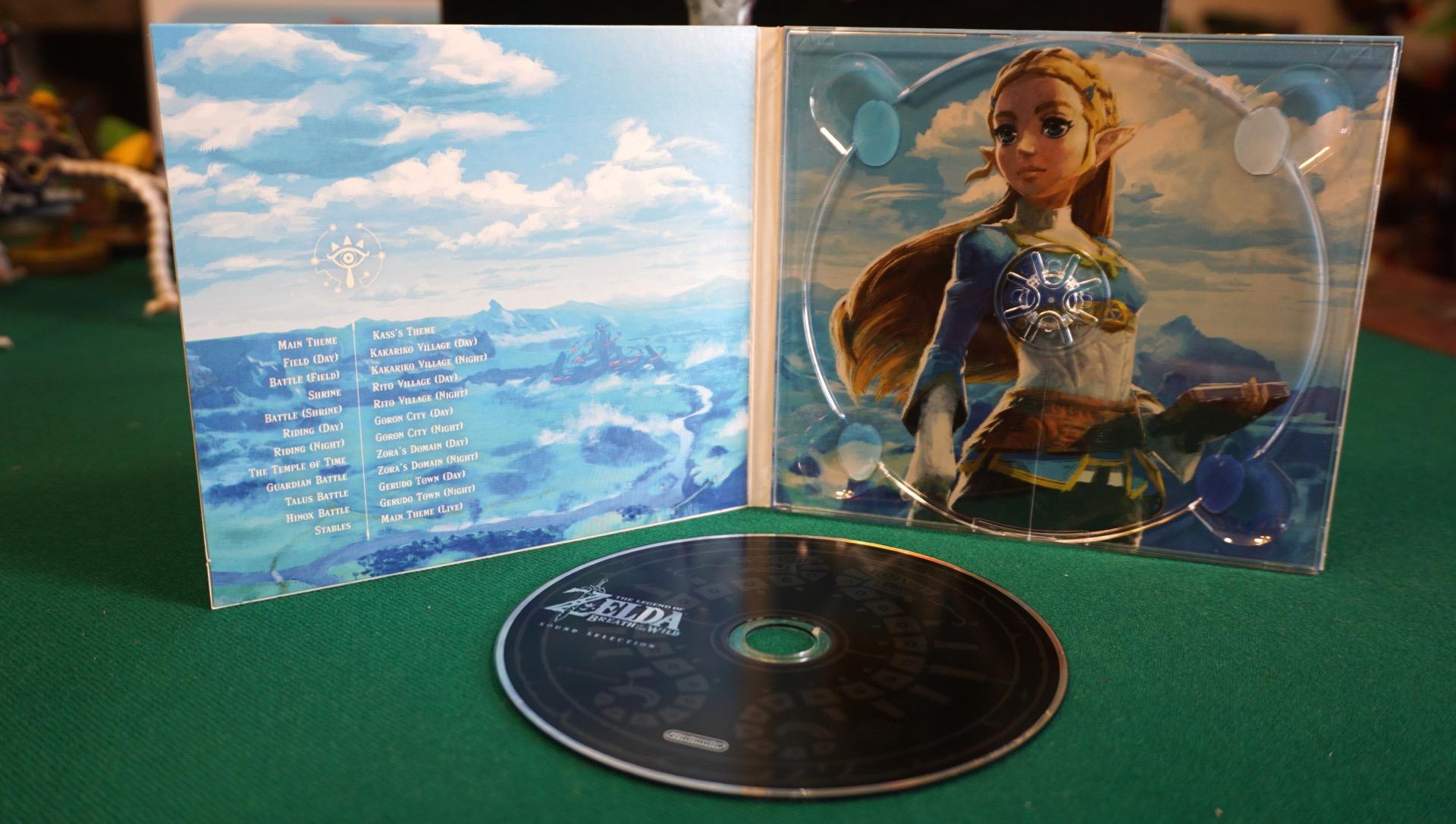 Zelda amiibo unboxing master edition37