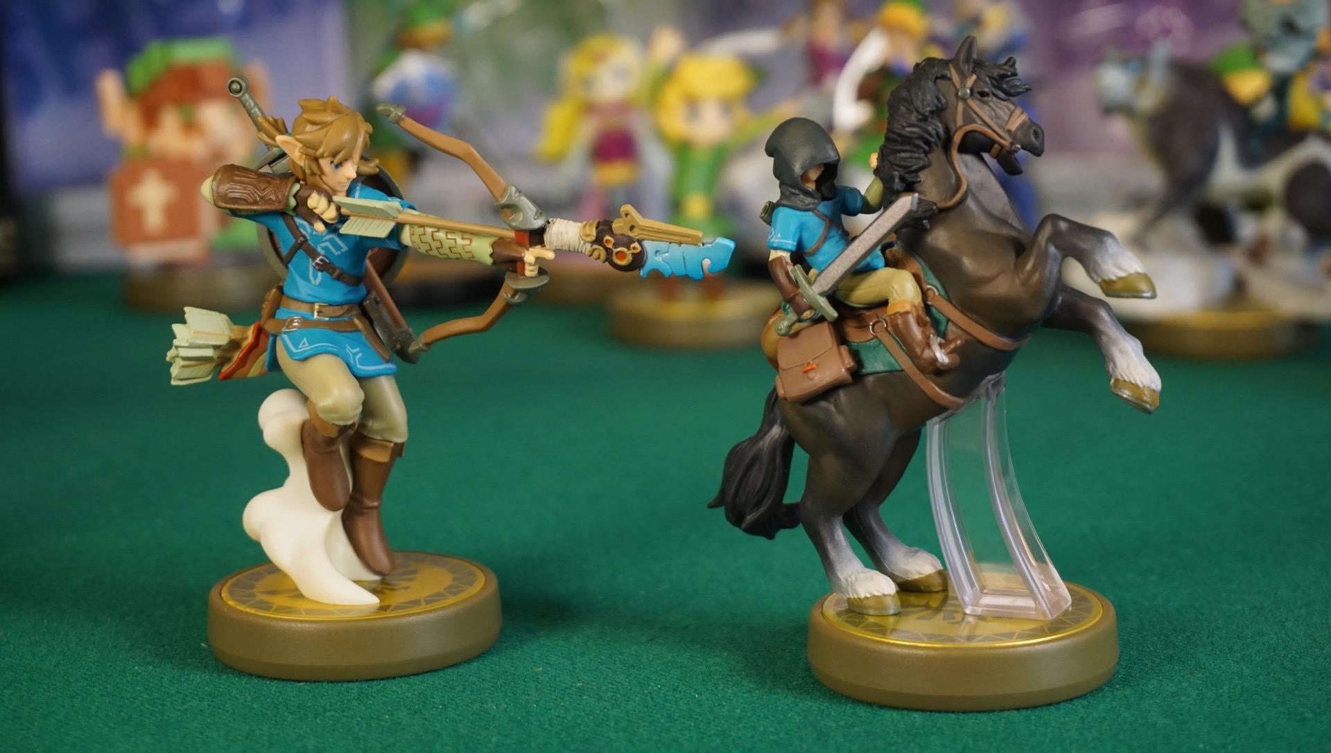 Zelda amiibo unboxing master edition4
