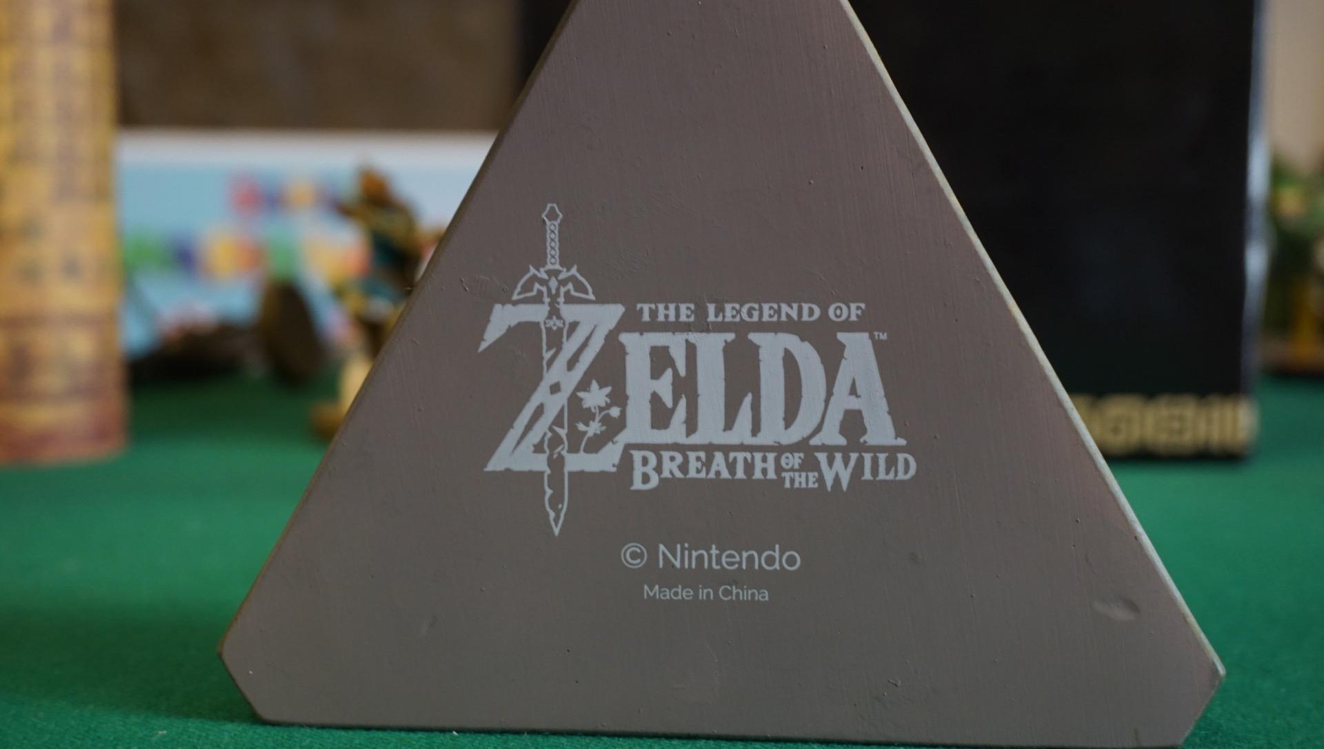 Zelda amiibo unboxing master edition43