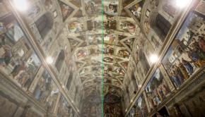 capilla sixtina digital