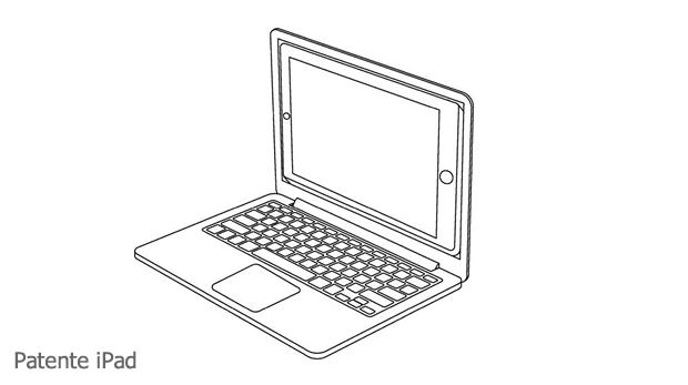 ipad laptop patente