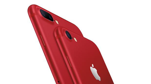 iphone7 red hero