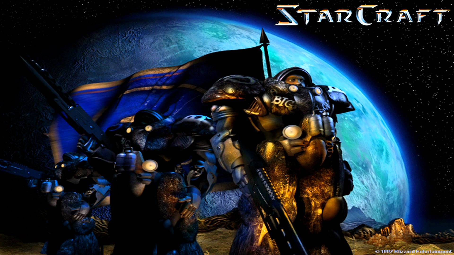 starcraft brood war 1920x1080