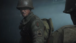 call of duty wwi trailer