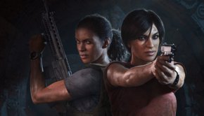 uncharted lost legacyuncharted lost legacy