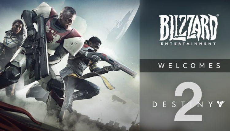 Blizzard Destiny 2