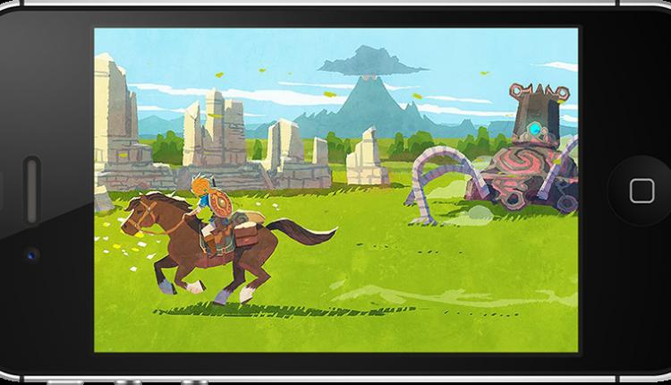 Zelda-Mobile