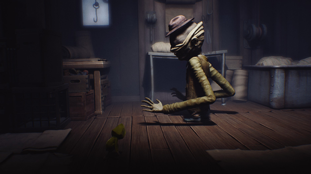 little nightmares videojuego semana