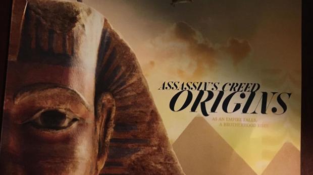 assassins creed origins portada game informer