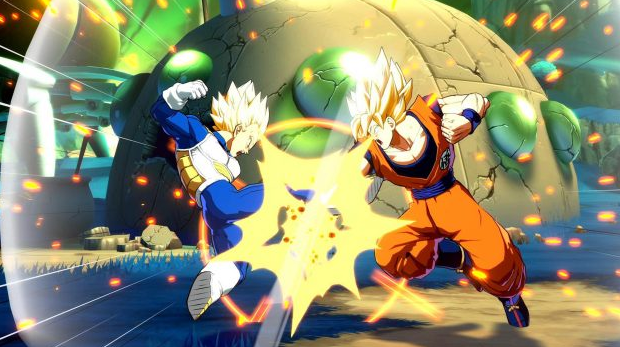 dragon ball fighterz demo
