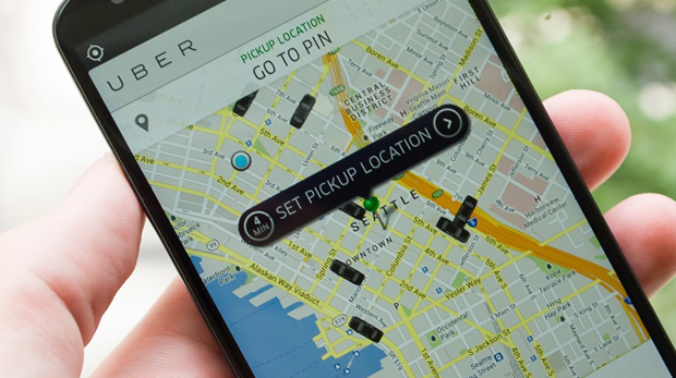 uber propinas