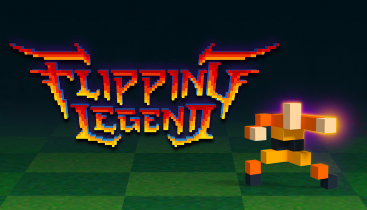 Flipping legends