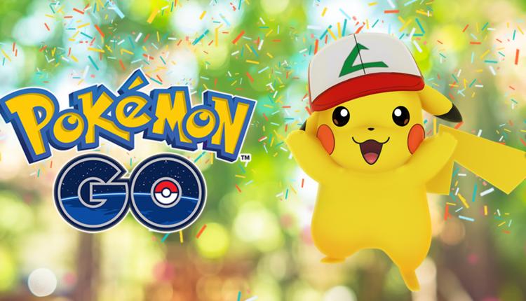 Pokemon go aniversario2
