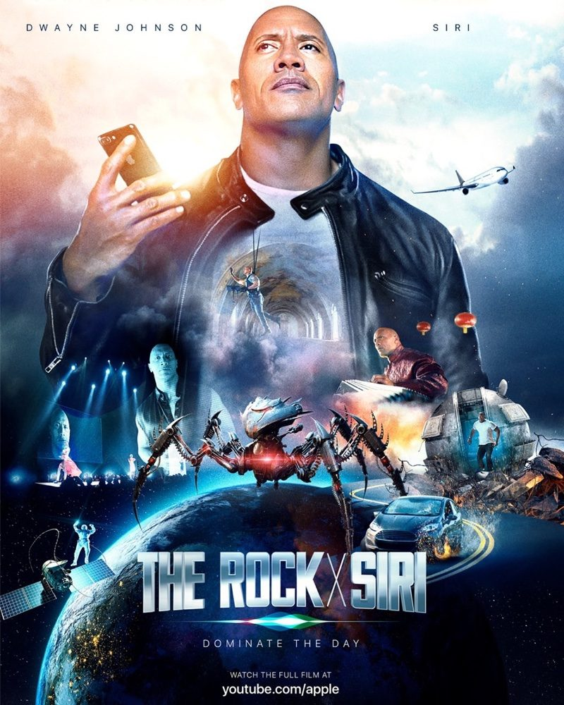 The Rock Siri} (3)