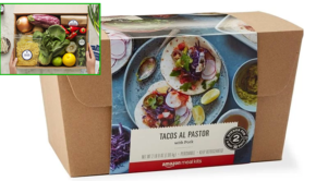 amazon meals packs